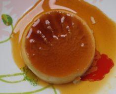 Десерт «Крем-карамель»